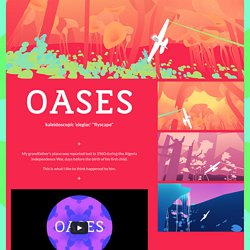OASES by Armel Gibson