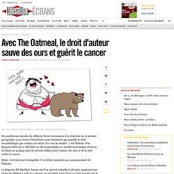 Avec The Oatmeal, le droit d'auteur sauve des ours et guérit le cancer