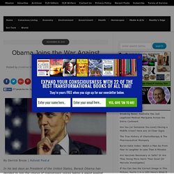 """Obama Joins the War Against """"Fake News"""""""