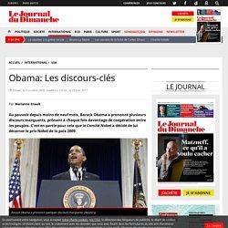 Obama: Les discours-clés