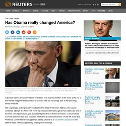 Has Obama really changed America?