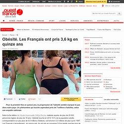 Obésité. Les Français ont pris 3,6kg en quinze ans - Santé