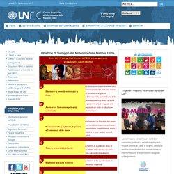 Obiettivi di Sviluppo del Millennio delle Nazioni Unite