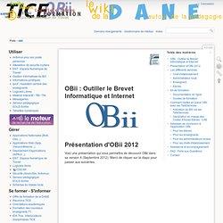 b2i:obii [Wiki du DRT]