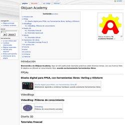 Obijuan Academy - WikiRobotics