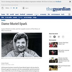 Obituary: Dame Muriel Spark