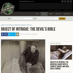 Object of Intrigue: The Devil's Bible