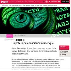 Objecteur de conscience numérique par Hugo Boursier