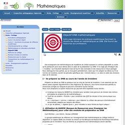 Objectif DNB mathématiques