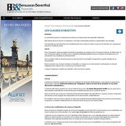 Avocat droit des affaires - Cabinet Bensussan