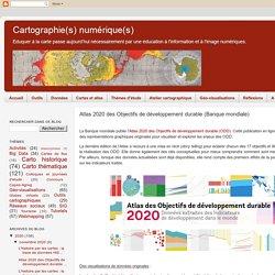 Atlas 2020 des Objectifs de développement durable (Banque mondiale)