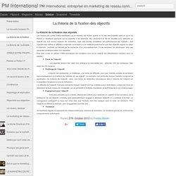 PM International: La théorie de la fixation des objectifs