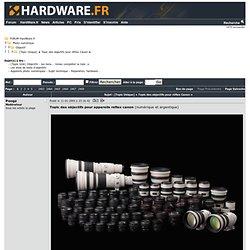 ★ Topic des objectifs pour réflex Canon ★ [Topic Unique] - Objectif - Photo numérique - FORUM HardWare.fr-Mozilla Firefox