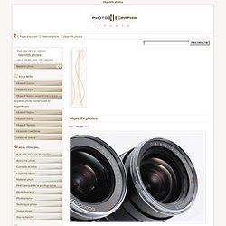 Objectifs photos