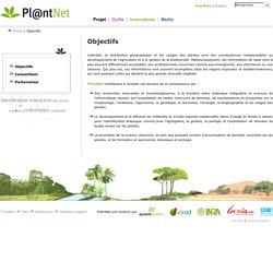 Objectifs du project Pl@ntNet