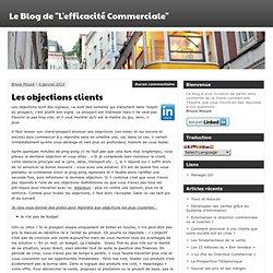 """Le Blog de """"L'efficacité Commerciale"""""""
