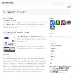 ZeroHeroBlog