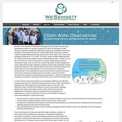Objective - WeSenseIt