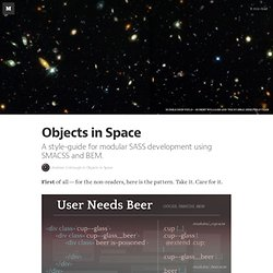 Objects in Space — Objects in Space