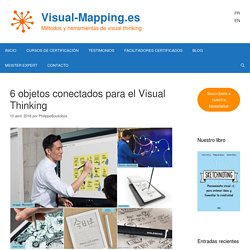 6 objetos conectados para el Visual Thinking – Visual-Mapping.es