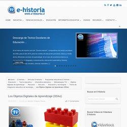 Los Objetos Digitales de Aprendizaje (ODAs)