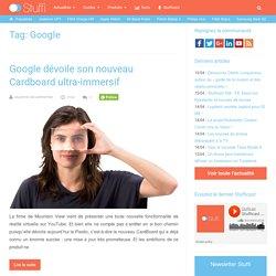 Objets connectés - Google