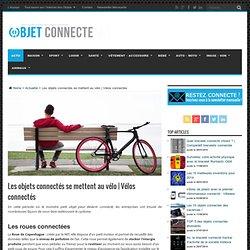 Les objets connectés se mettent au vélo