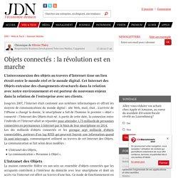 Objets connectés: la révolution est en marche