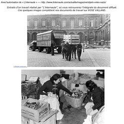 Les objets français volés par les Nazis