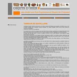 Objets d'hier - Site dédié aux Arts Populaires et Objets de Curiosité