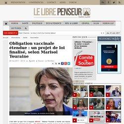 Obligation vaccinale étendue : un projet de loi finalisé, selon Marisol Touraine