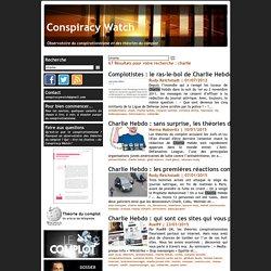 Conspiracy Watch / Observatoire du conspirationnisme
