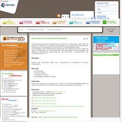 Observatoire du foncier d'entreprise