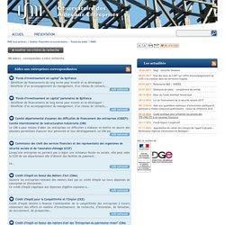 Observatoire des Aides Entreprises - base de données de référence sur les aides publiques aux entreprises