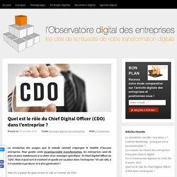 l'Observatoire digital des entreprisesl'Observatoire digital des entreprises