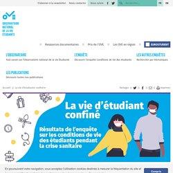 La vie d'étudiant·e confiné·e / OVE : Observatoire de la vie Étudiante, novembre 2020