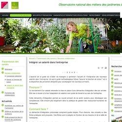 Observatoire national des métiers des jardineries & graineteries