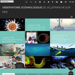 > - Observatoire Océanologique de Villefranche sur Mer