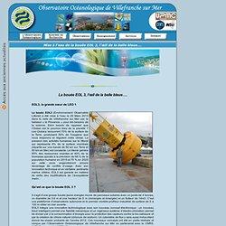 Observatoire Océanologique de Villefranche sur Mer