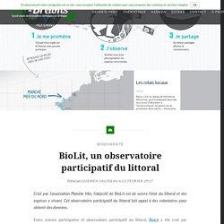 BioLit, un observatoire participatif du littoral - Eco-Bretons