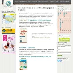 AGROBIO BRETAGNE - Observatoire de la production biologique en Bretagne
