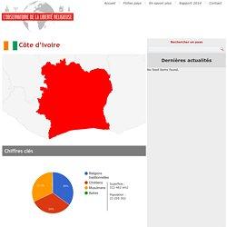 Côte d'ivoire - L'Observatoire de la Liberté Religieuse