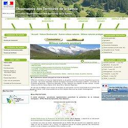 Observatoire des Territoires de la Savoie