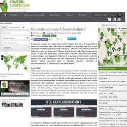Observatoire de l'Uberisation