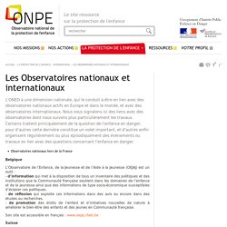 Observatoire National de la Protection de l'Enfance
