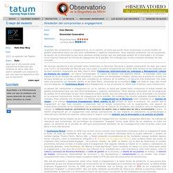 Observatorio blogosfera de RRHH