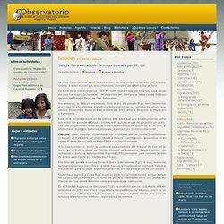 Observatorio de medios de comunicación sobre la población migrante y refugiada