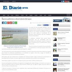 Ignora gobierno a observatorio del agua