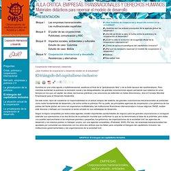 Observatorio de Multinacionales en América Latina