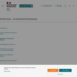CANOPE / Observer et analyser un paysage